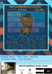 Mostra Internazionale Arte Contemporanea Regione Sardegna